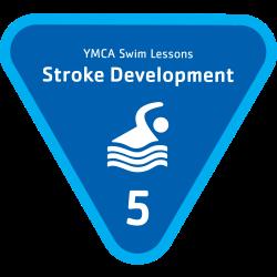 Swim Lessons Stage 5