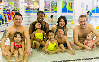 Families-at-swim-lesson