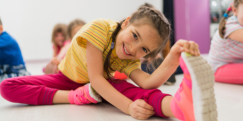 Home School Fitness at the YMCA of Middle TN