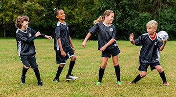 Youth Sports Programs at the YMCA of Middle TN