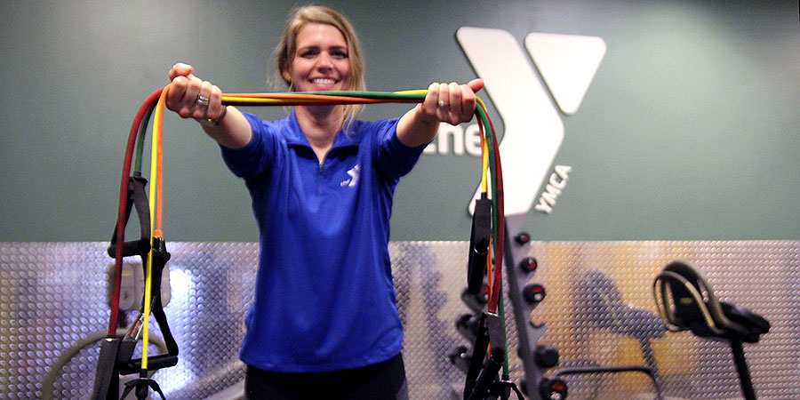 Full-Body Resistance Band Routine