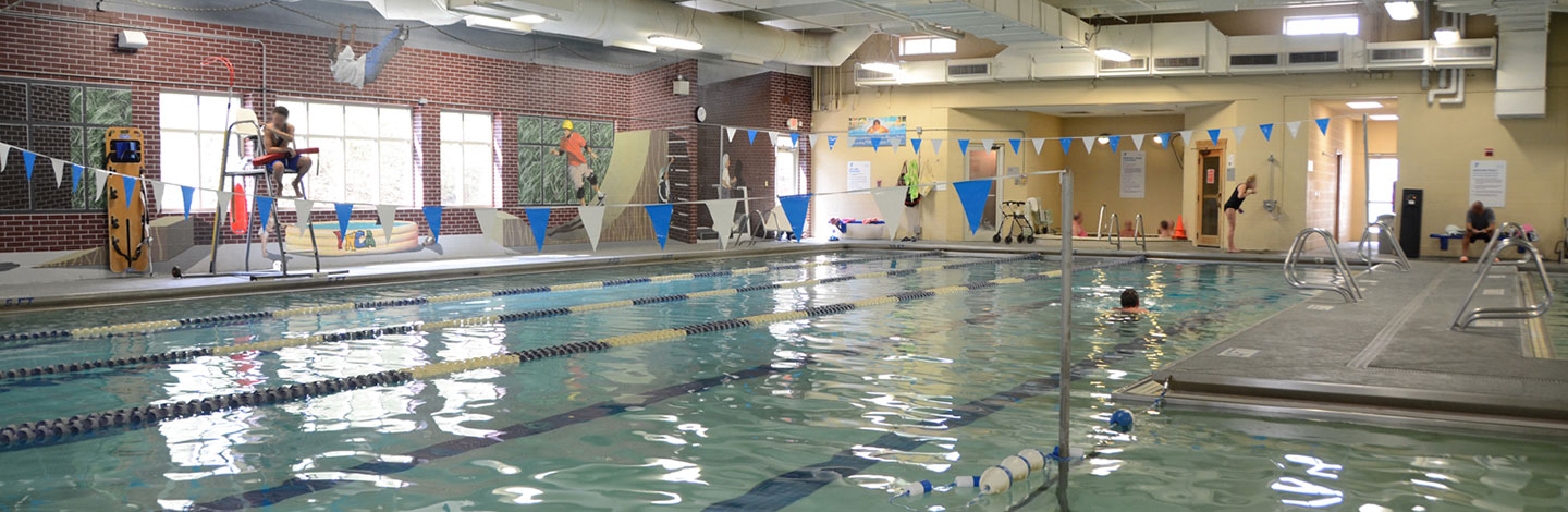 Clarksville Area YMCA Indoor Pool