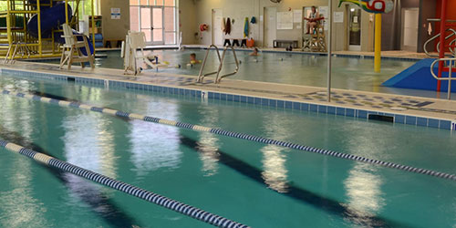 North Rutherford YMCA Indoor Pool