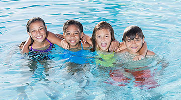 Youth Swim Clinics at the YMCA of Middle TN