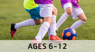 YMCA Sports Camps for ages 6-12, Nashville, TN
