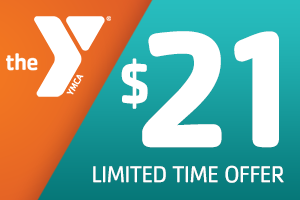 Pay $21 to join the Y