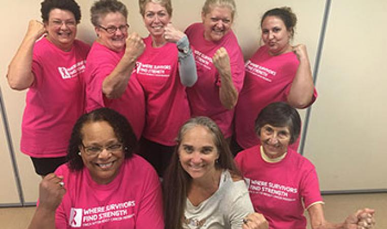 August 2019 After Breast Cancer participants